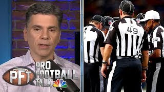 PFT Overtime: Unintended consequences likely coming from PI rule | Pro Football Talk | NBC Sports