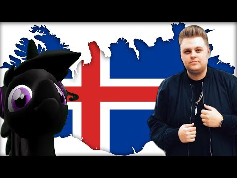 ICELAND IS MY CITY - Gmod Mad Libs