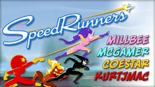 SpeedRunners with MindCrack - 39 - Left Shark