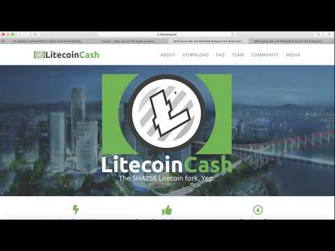 HOW TO GET LITECOIN CASH (LCC) | STEP BY STEP GUIDE