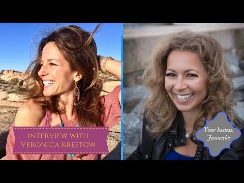 We are leaders of Love-Veronica Krestow on her powerful transformational journey