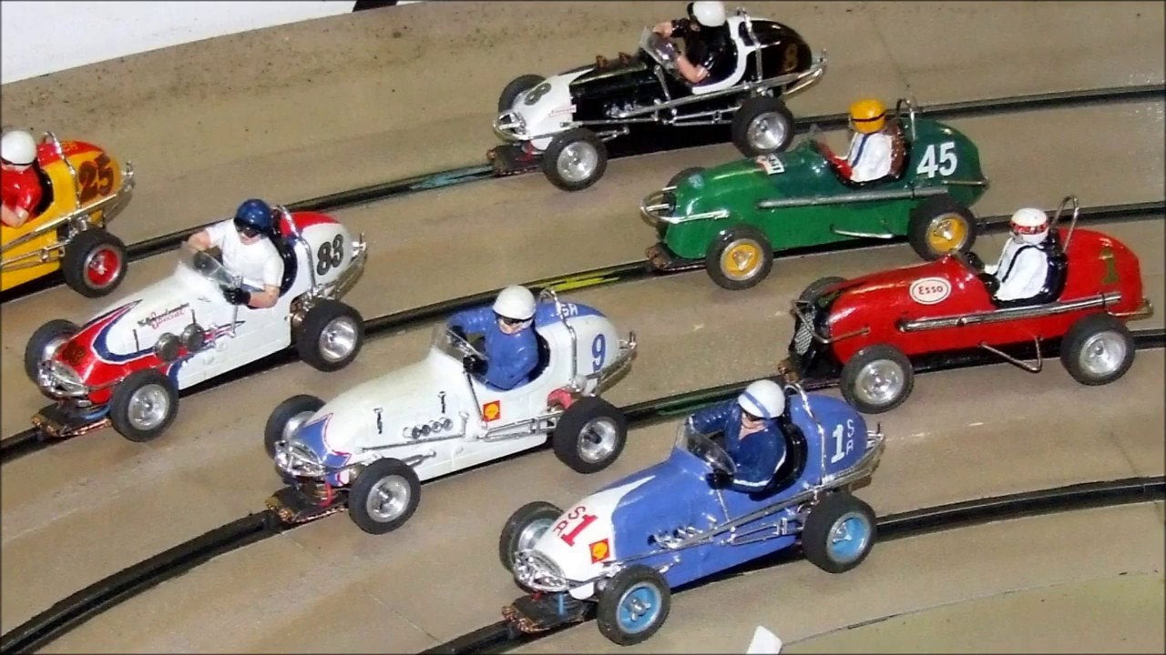 Can you Midget slot car And have
