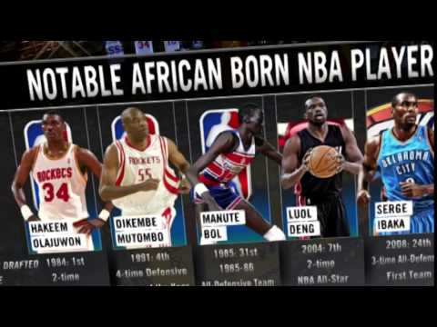 NBA finals 2015 full| NBA basketball 2015| Team Africa Team World 01 08 15
