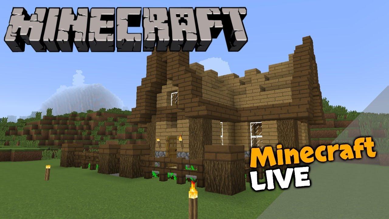 LIVE - Einfach nur Minecraft - mit Lotr-Mod