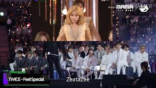 Download Mp3 Txt, Seventeen & Ateez Reaction To Twice In Mama 2019