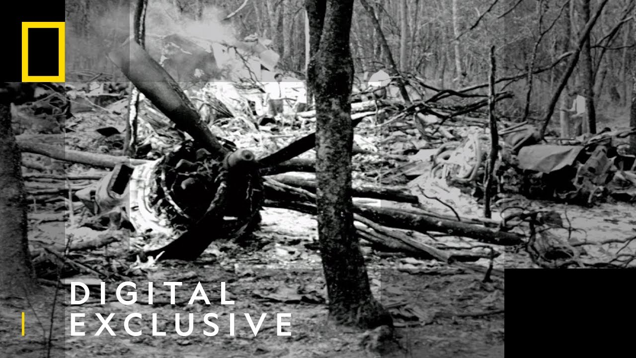 Unexplained Crash of Flight DC-6 | Air Crash Investigation | National Geographic UK