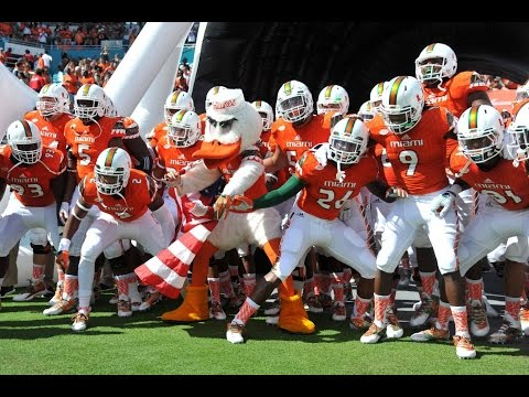 "Miami Hurricanes Football 2016-17 Pump-Up || ""The U"" 