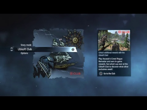 HUDless Assassin: Rogue (7) Min HUD/EV. No chat. Side missions/exploration/story