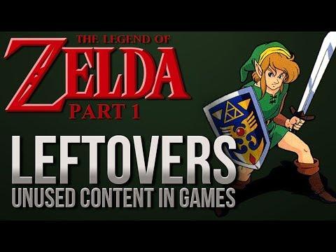 Zelda Part 1 - Leftovers