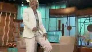 Ellen DeGeneres - She moves in her own way
