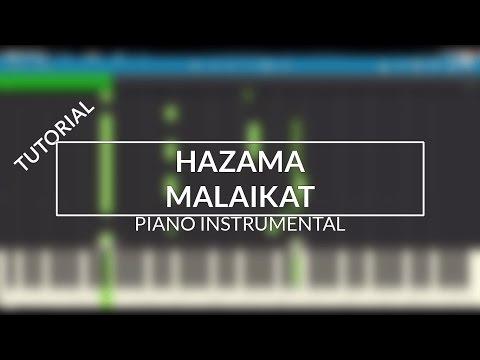 [Tutorial] Hazama - Malaikat (Piano Instrumental Cover)