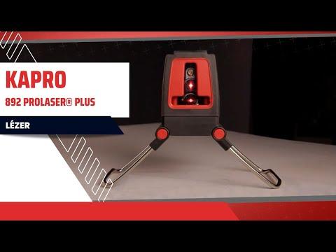 Лазерен нивелир KAPRO 892 Prolaser Plus #MBqinifswbQ
