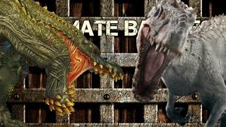 Ultimate Battles: Deviljho vs Indominus rex