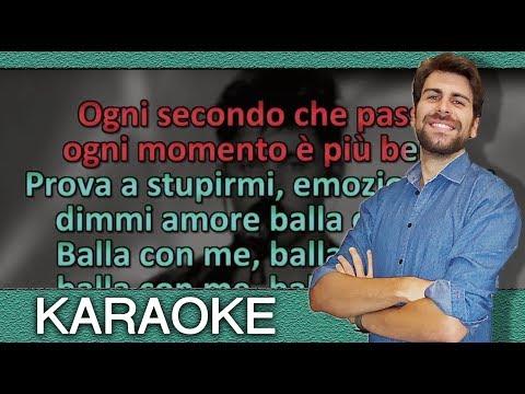 Riki - Balla con me (original KARAOKE con cori)