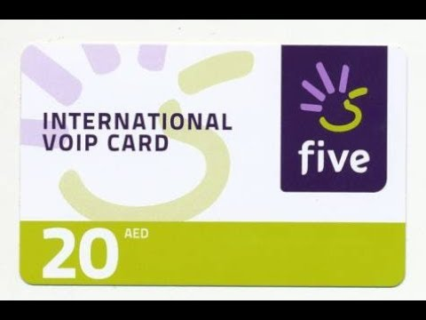 How to Use HELLO Card & FIVE Card instead of illegal VOIP Call By Rafomac