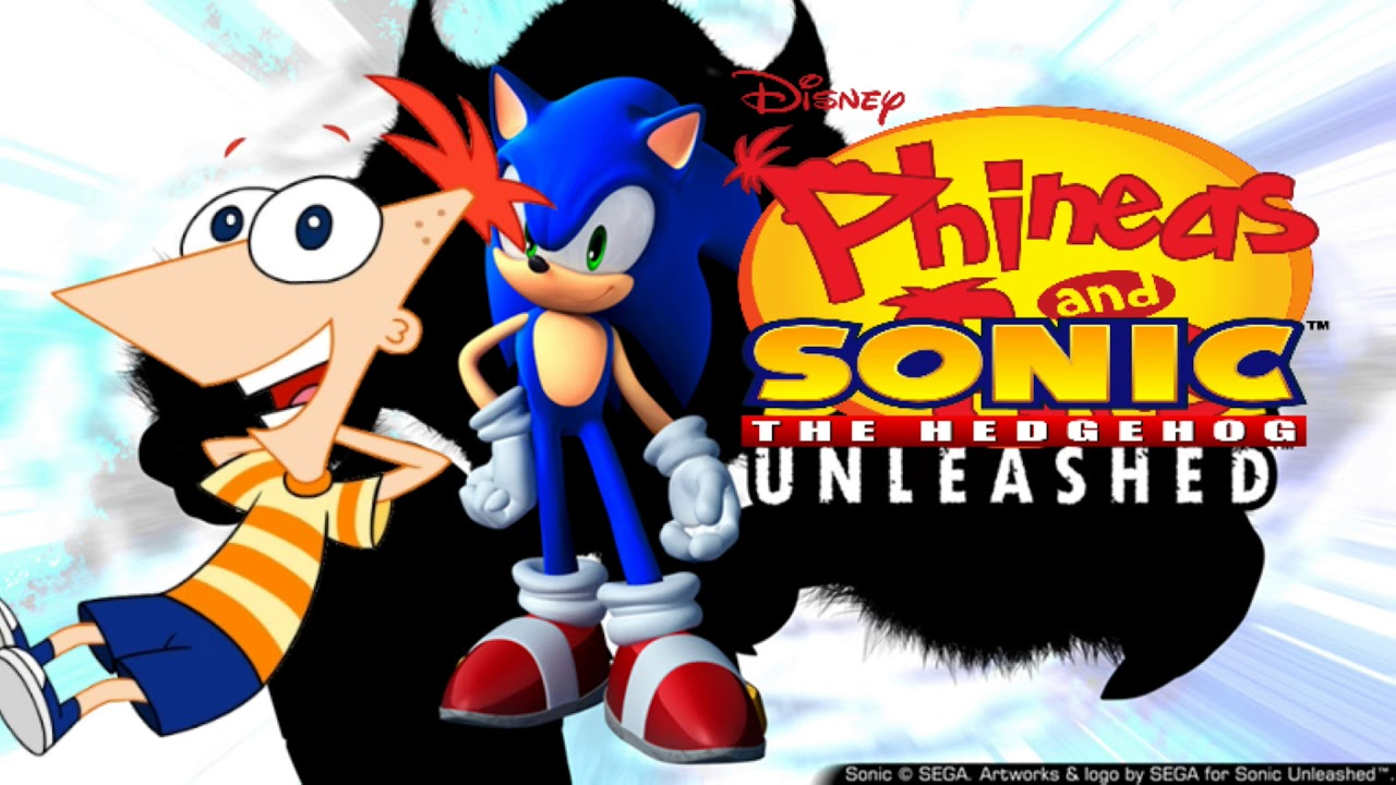Phineas and Sonic The Hedgehog Unleashed-104 Days of Endless ...