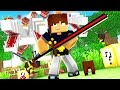 Minecraft: CANHÃO - LUCKY BLOCK ORESPAWN!