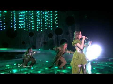 HD HDTV SLOVAKIA Eurovision Song Contest 2010 1st semifinal LIVE Kristina Horehronie