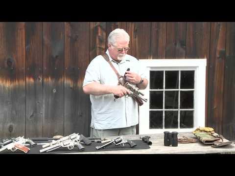 Taking The Hunting Handgun Challenge -- Accessories Part 1.