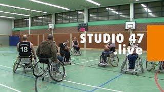STUDIO 47 .live   ROLLSTUHLBASKETBALL-ABTEILUNG DER BSG DUISBURG-BUCHHOLZ