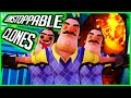 THE HELLO NEIGHBOR CLONES 🌟CAN'T BE STOPPED🌟 - Hello Neighbor Alpha 3 Update (ROBLOX  & FAN GAMES)