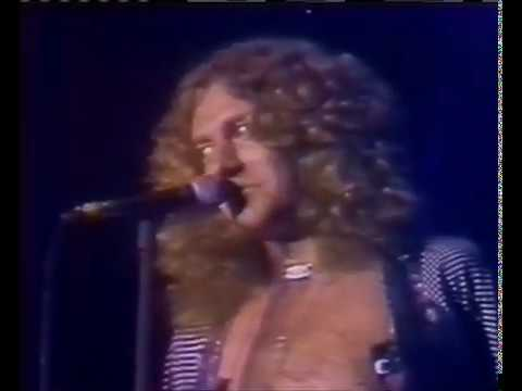 Led Zeppelin - Live in Seattle 1977 (Full Video w/ Remastered Audio)