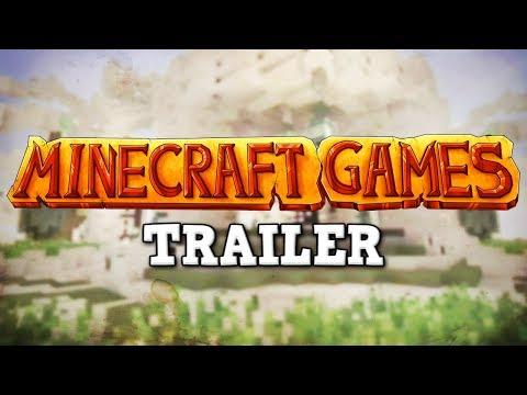 Minecraft Games Trailer Oficial