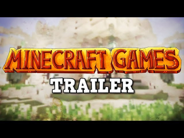 Minecraft Games Trailer Oficial