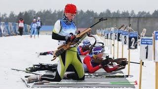 Межрегиональные соревнования по биатлону на призы олимпийского чемпиона Владимира Барнашова
