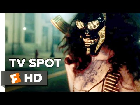 The Purge: Election Year TV SPOT - Survival (2016) - Frank Grillo Movie