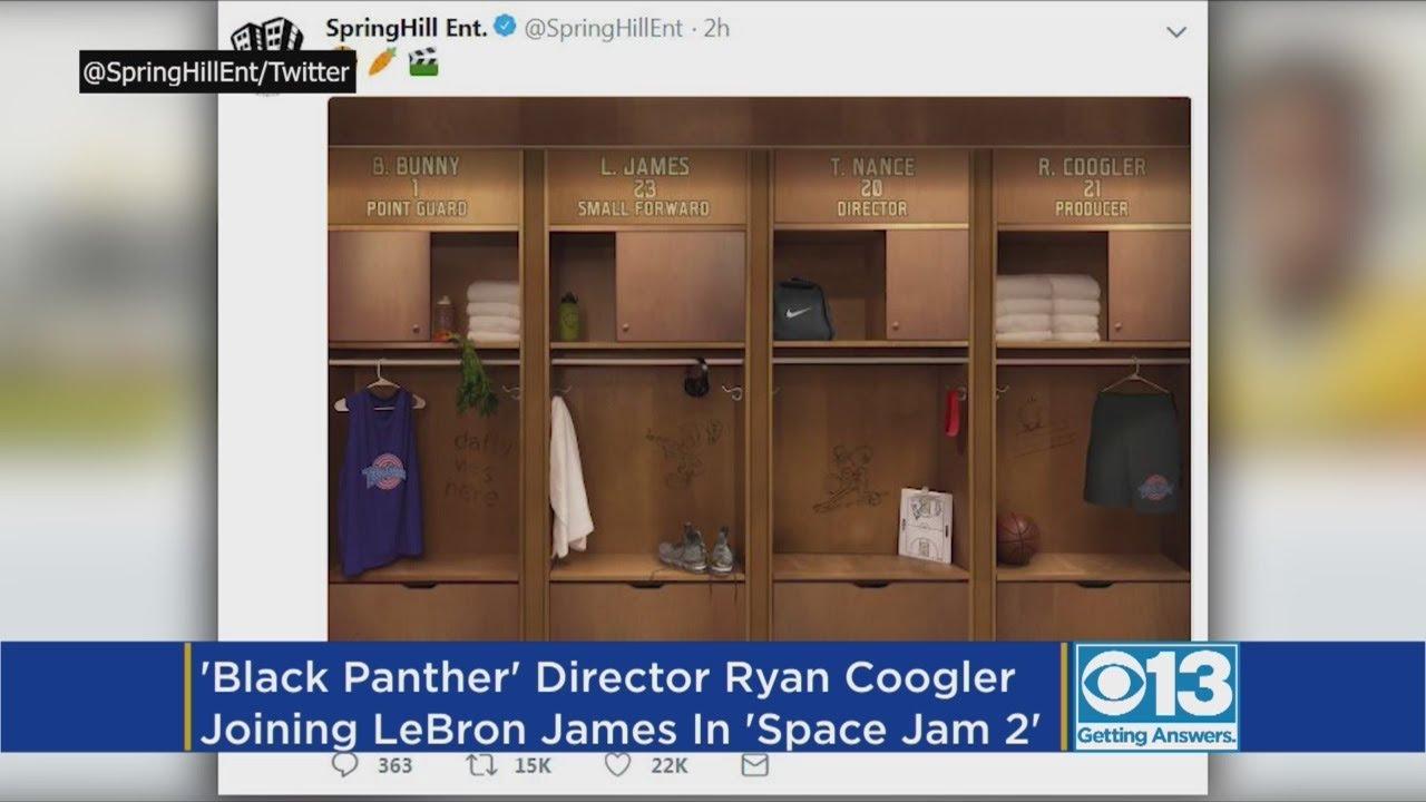 Sac State Grad Ryan Coogler To Produce LeBron James' 'Space Jam 2'