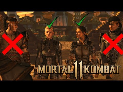 Where Is Takeda And Kung Jin In Mortal Kombat 11?