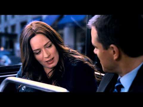 The Adjustment Bureau - Trailer