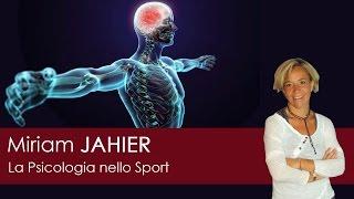 61 Talk Show Scienze Motorie - MIRIAM JAHIER