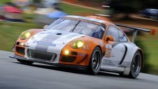 Porsche 911 GT3 R Hybrid at American Le Mans 2010 Videos