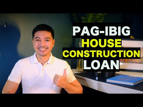 PAG-IBIG House Construction Loan