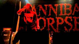 Cannibal Corpse - Make Them Suffer (live at the MHM 2010)