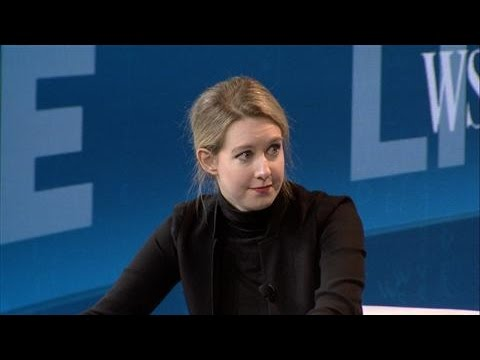 Theranos CEO Holmes: Company Uses Its Own Technology