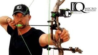 IQ MICRO BOWSIGHT with John Dudley