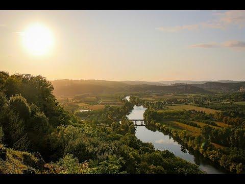 DJI Mavic Pro - Dordogne Castles -  Domme, La Roque Gageac & Beynac