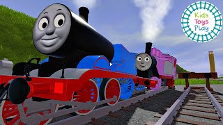 Thomas and Friends Roblox Gameplay | Kids Toys Play
