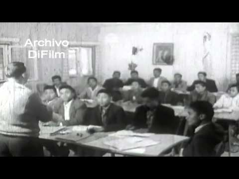 DiFilm - The emigration of young people to Israel in 1948