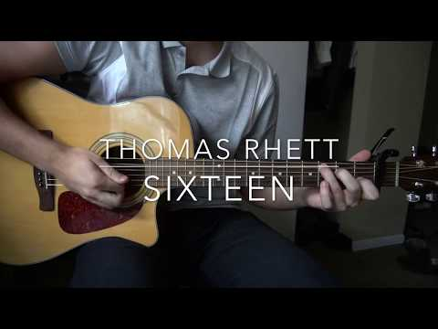 "How to play ""Sixteen"" by Thomas Rhett"