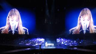 Taylor Swift - Long Live/New Year's Day (Live in Chicago 6/2/18) HD