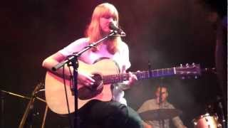 Lucy Rose live - All I've Got (Bonus Track as session with German part) - Munich 2013-02-24