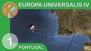 EU4 The Cossacks - Portuguese New World [1] - Into The Fog