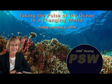 PSW 2386 Taking the Pulse of the Ocean