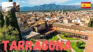 Tarragona Catalonia Spain Travel Video