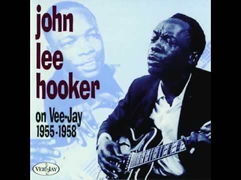 """John Lee Hooker - """"Little Wheel"""""""