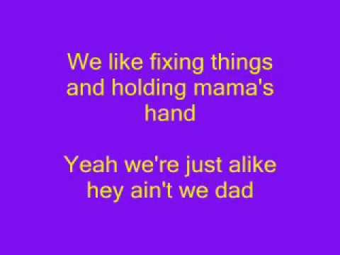 I've been watching you - Rodney Atkins (lyrics)